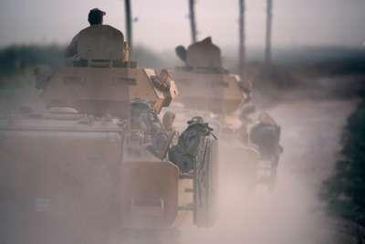 Турция стартира военна операция срещу ПКК в Ирак