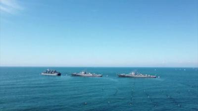 Русия затваря част от Черно море