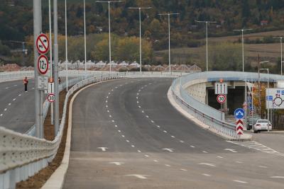 Затварят участък от Южната дъга на Софийския околовръстен път
