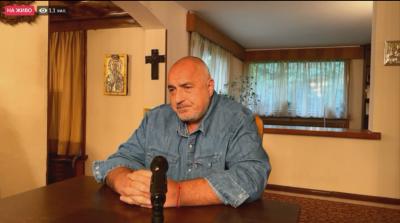 Борисов: Връщаме мандата за съставяне на правителство