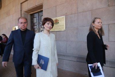Конституционният съд образува дело по жалбата на ГЕРБ за мораториума, приет в НС