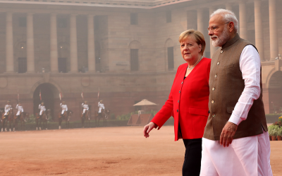 Меркел: Подготвяме спешна помощ за Индия