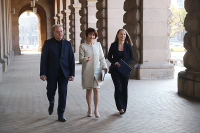 ГЕРБ сезира Конституционния съд заради мораториума, приет в Народното събрание
