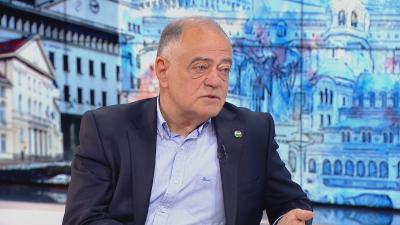 """Ген. Атанасов: При никакви формулировки с мандат на БСП """"Демократична България"""" няма да участва"""