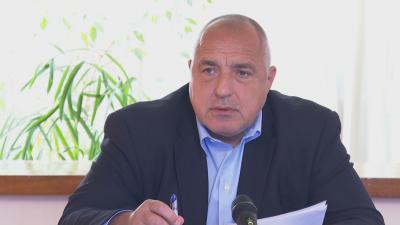 """Борисов с коментар за обявените намерения на """"Има такъв народ"""" (Oбзор)"""