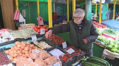Всеки десети работещ в Русенско е пенсионер