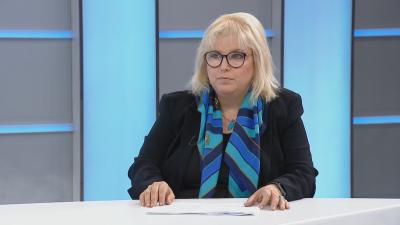 Мария Капон: Може би предсрочните избори са единствената алтернатива