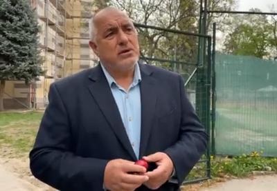 Борисов: Крещящо е мълчанието на кандидат-президента Радев за руското решение