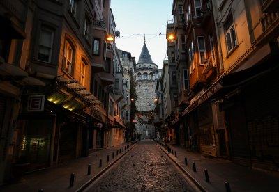 Обявиха четиридневен полицейски час в цяла Турция
