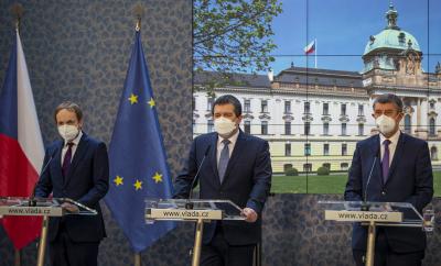 Отговорът на Чехия - паритет на дипломатическите мисии