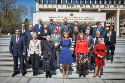 Захариева благодари на посланиците от ЕС за отличното сътрудничество през изминалите 4 години