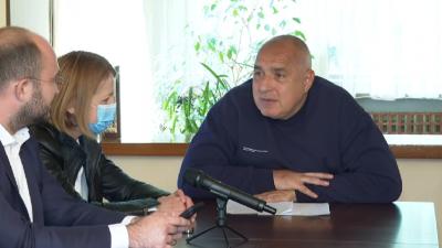 Борисов: Слави Трифонов носи цялата отговорност за следващите провалени избори (ОБЗОР)