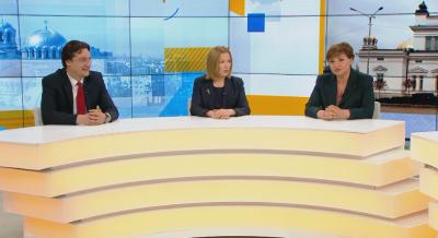 """Изборни промени: Как ще гласуваме? - дискусия с ГЕРБ, БСП и """"Демократична България"""""""