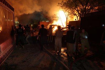 Талибани поеха отговорност за атаката срещу хотел в Пакистан
