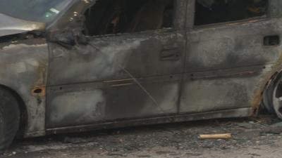 """Собственикът на запалените коли в """"Дружба"""": Със сигурност деянието е умишлено"""