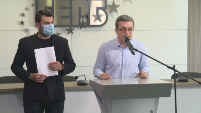 Тома Биков: Този Изборен кодекс е срамен и брутален