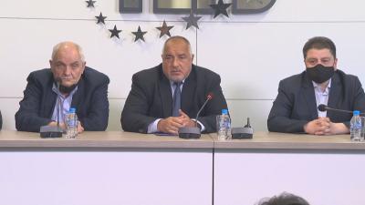 ГЕРБ оттегли кандидата си за председател на ЦИК, президентът свиква нови консултации (Обобщение)