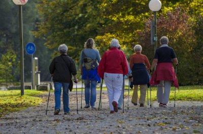 10 000 крачки на ден ни поддържат здрави