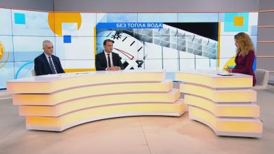 """""""Топлофикация"""": Ремонтите в """"Дървеница"""" и по ул. """"Шишман"""" са заради старата топлопреносна мрежа"""