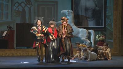 """""""Баща ми бояджията"""" грейва на сцената на Софийската опера"""