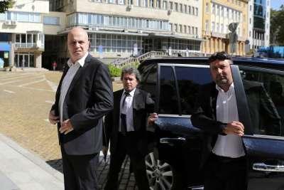 Слави Трифонов пред БНР в първото си интервю като депутат