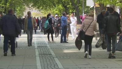 Ръст на желаещите да работят в чужбина в Благоевград