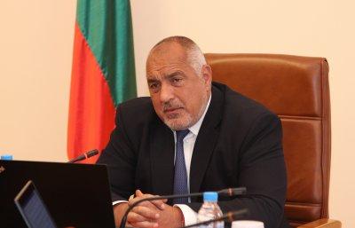 Борисов: Бюджетът е на излишък от над 115 млн. лв. за първите четири месеца на годината