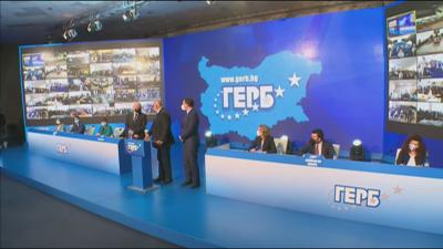 Томислав Дончев и Даниел Митов са новите заместници на Борисов в ГЕРБ