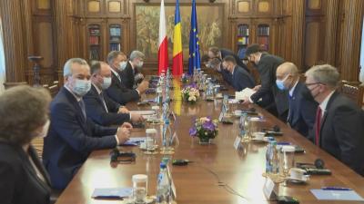 НАТО пред среща на върха: Президентски форум на 9 страни от източния фланг