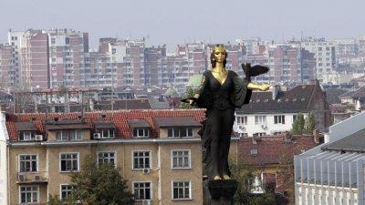 София е намаляла с 21 000 души по време на COVID кризата