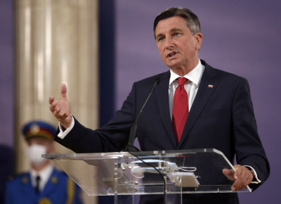Президентът на Словения: ЕС се нуждае от нова стратегия за разширяване