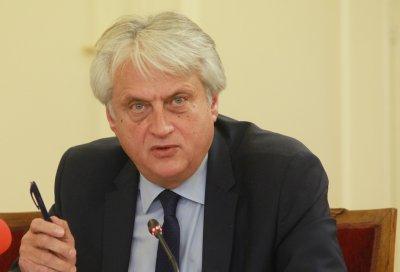 Бойко Рашков - от следовател до силов министър