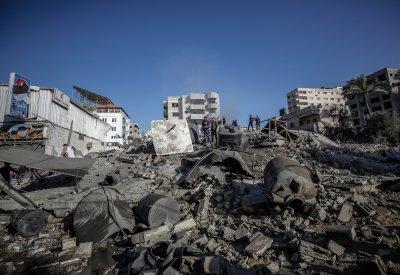 Най-мащабната операция на Израел срещу ивицата Газа