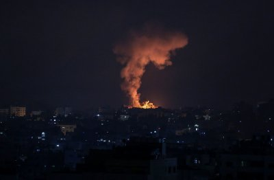 Израелската армия все още не е навлязла в ивицата Газа