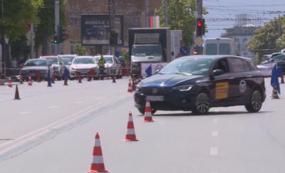 """Състезание """"Най-добър млад шофьор"""" се проведе във Варна"""