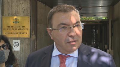 Костадин Ангелов: Тръгваме си с изпълнен дълг към българските граждани