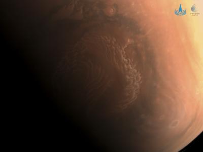 Китайски апарат кацна на Марс