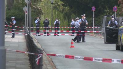 Нападения на синагоги в Германия