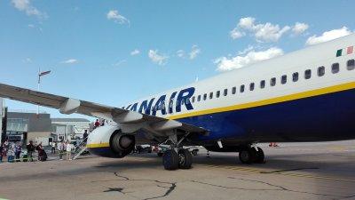 Задържаният в Минск самолет излетя по маршрута си към Вилнюс