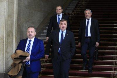 """ВМРО, """"Воля"""" и НФСБ ще се явят заедно на изборите на 11 юли"""