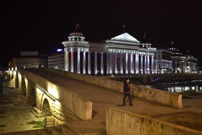 Посланик Ангелов на среща с Османи: България остава отворена за открит диалог със Скопие