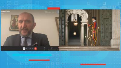 Посланикът ни във Ватикана: Делото на Светите братя Кирил и Методий е ценено до ден днешен