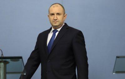 Румен Радев пред БНР: Не искам да мисля, че ще отидем на трети избори, партиите да проявят отговорност