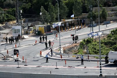 Трима европейски дипломати пристигат в Израел