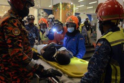 160 ранени при влакова катастрофа в Малайзия