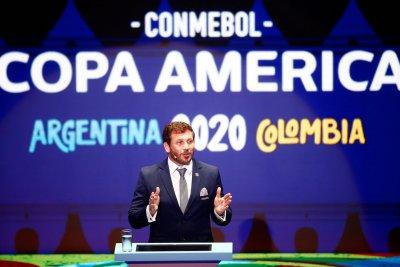 Колумбия загуби съдомакинството си на Копа Америка
