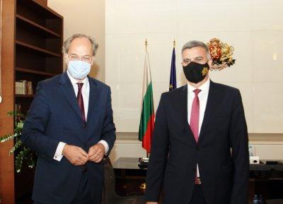 Премиерът обсъди с германския посланик двустранното сътрудничество