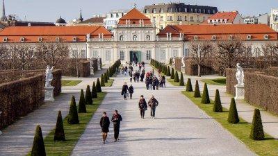 Австрия премахна вечерния час и ограниченията за срещи на открито