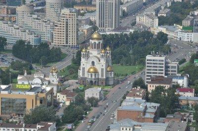 Мъж с нож нападна минувачи в Екатеринбург, трима загинаха