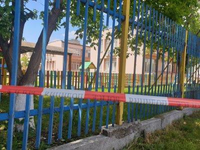 Евакуираха деца от детска градина в София заради сигнал за бомба